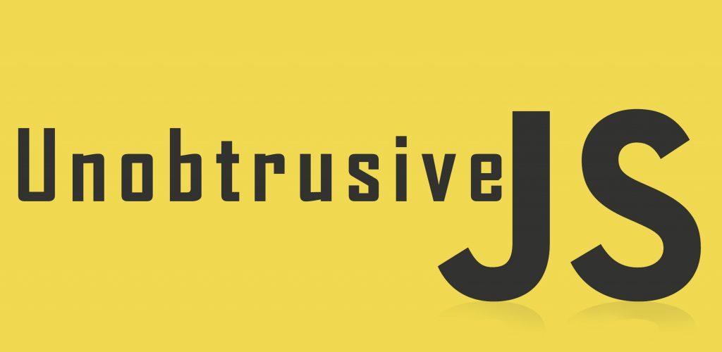 Unobtrusive Javascript